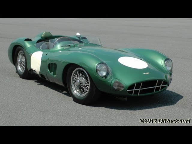 Ferrari Beaters: Aston Martin DBR1