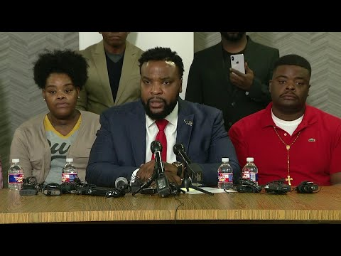 Family: Cop should be charged in fatal shooting