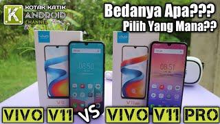 Perbedaan Vivo V11 dan Vivo V11 Pro!! Performa Sama-sama Oke!👍