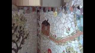 видео Рисунки для мозаики из плитки: узоры и схемы своими руками