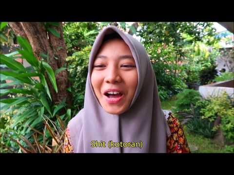 BAHASA INGGRIS RASA INDONESIA