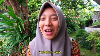 BAHASA INGGRIS RASA INDONESIA, English CHALLENGE! Apa kamu berani?