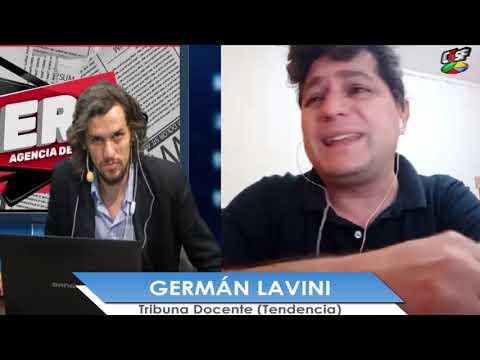 Germán Lavini: Se debe suspender la presencialidad en pandemia