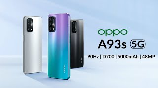 oppo A93s 5G | Full Specification and Price