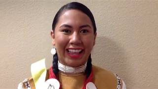 2018 Miss Indian World Contestant #2 Brittney Pastion
