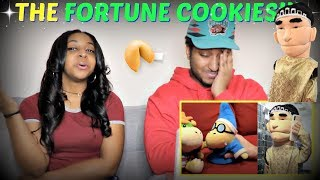"SML Movie: ""The Fortune Cookies!"" REACTION!!!"