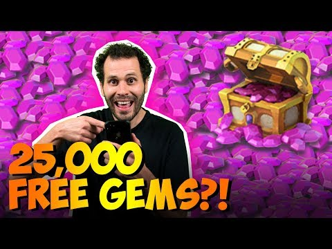 JT's F2P 25,000 FREE GEMS Dont Miss Out INSANE EVENT! Castle Clash