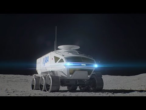 Pressurized Rover Movie