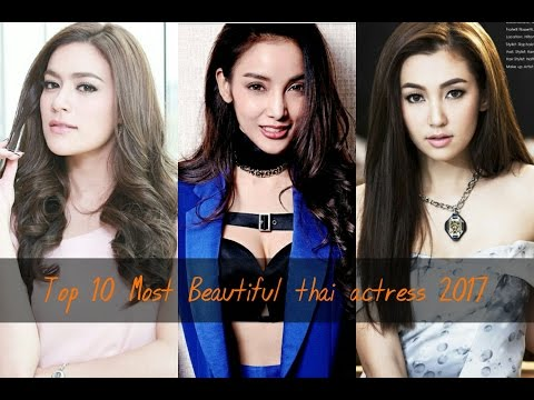 Top 10 Most Beautiful thai actress 2017: This is not an official ranking This is as it were in view of the uploader's close to home conclusion. ----------------------- Top 10 Most Beautiful thai actress 2017 https://youtu.be/VSO23UnicP4 ----------------------- Top 10 Most Beautiful thai actress 2017  1.Chalida Vijitvongthong 2.bella ranee 3.Mew Nittha Jirayungyurn 4.Yaya Urassaya 5.Kimberly Ann Voltemas 6.Min Peechaya Wattanamontree  7.Davika Hoorne 8.chompoo araya 9.matt peranee kongthai  10.Napapa Thantrakul ----------------------- Thanks for watching! Leave a comment Likes And Shares Subscribe! If you Like This Channel! -----------------------