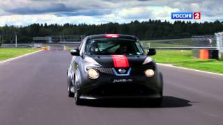 Тест-драйв Nissan Juke-R // АвтоВести 67