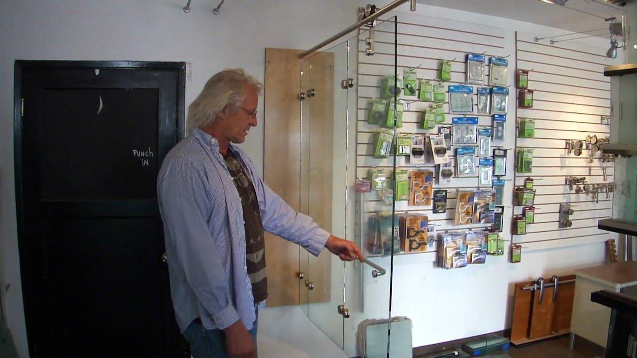 Wilson Bi Fold Shower Door And Tub Enclosure