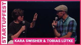 The Rise of Shopify - Tobias Lütke (Shopify) & Kara Swisher