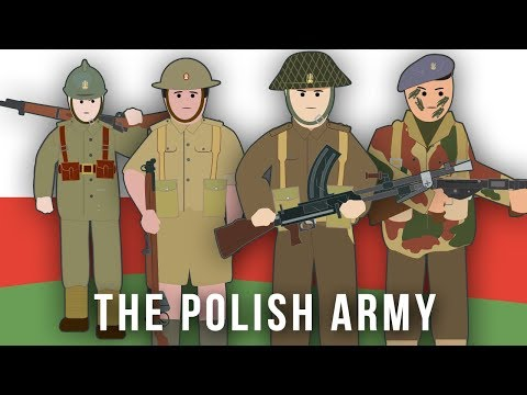 WWII Factions: The Polish Army (The Polish Armed Forces in the West)