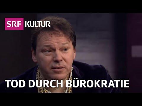 David Graeber: Wir bürokratisieren uns zu Tode (Sternstunde Philosophie 01.05.2016)