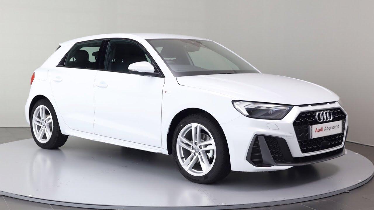 Lf19tbj Audi A1 Sportback 35 Tfsi S Line Youtube