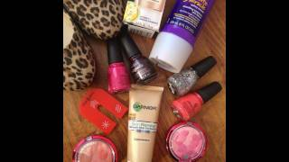 Here are all the fun goodies I got at Target and a discount drugstore. Let me know if you have any questions or want to see more of anything. Twitter ...