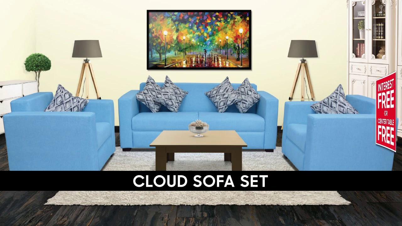 Singer Homes Cloud Sofa Set Offer