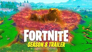 Fortnite - SEASON 8 TRAILER