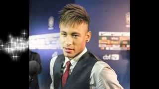 Neymar Hairstyle 2014