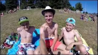 Lac de Devesset - GoPro