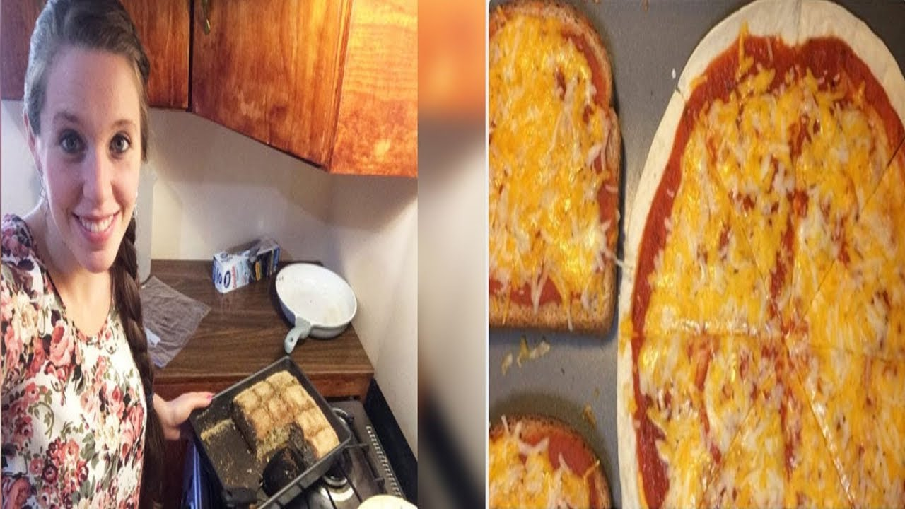 JILL DUGGARS New Pizza Recipe : See what fans have to say!