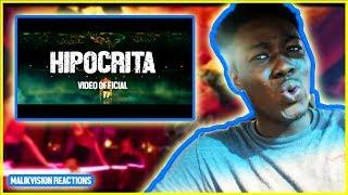 Anuel Aa Reaction! Anuel Aa Feat. Zion - Hipócrita