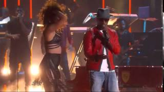 Download lagu Jamie Foxx and Chris Brown Performing 'You Changed Me' at iHeartRadio Music Awards