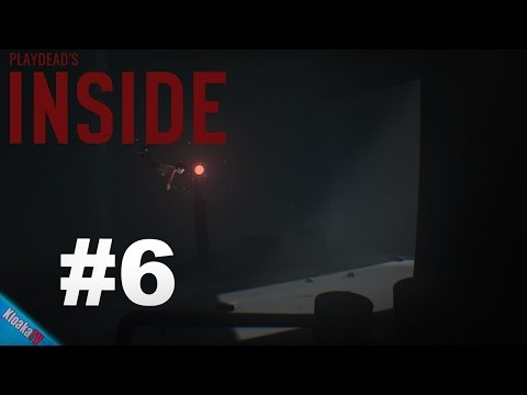 INSIDE - Part 6 - Walkthrough Gameplay - Elevator Nightmare [1080p & 60 FPS]