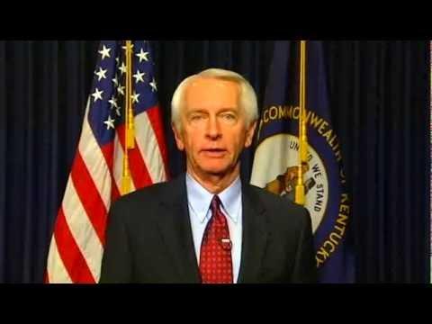Gov. Steve Beshear Endorses The President Project