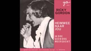 1970 RICKY GORDON heimwee naar jou