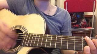 Thu cuối (cover) - Hải Bình - Tâm An guitar