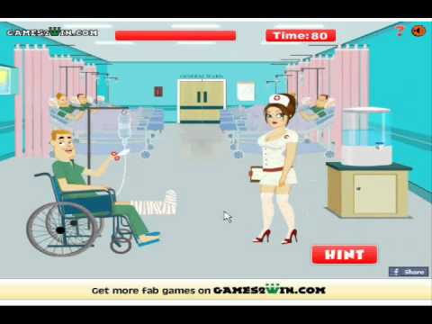 Naughty Nurses - Games2Win