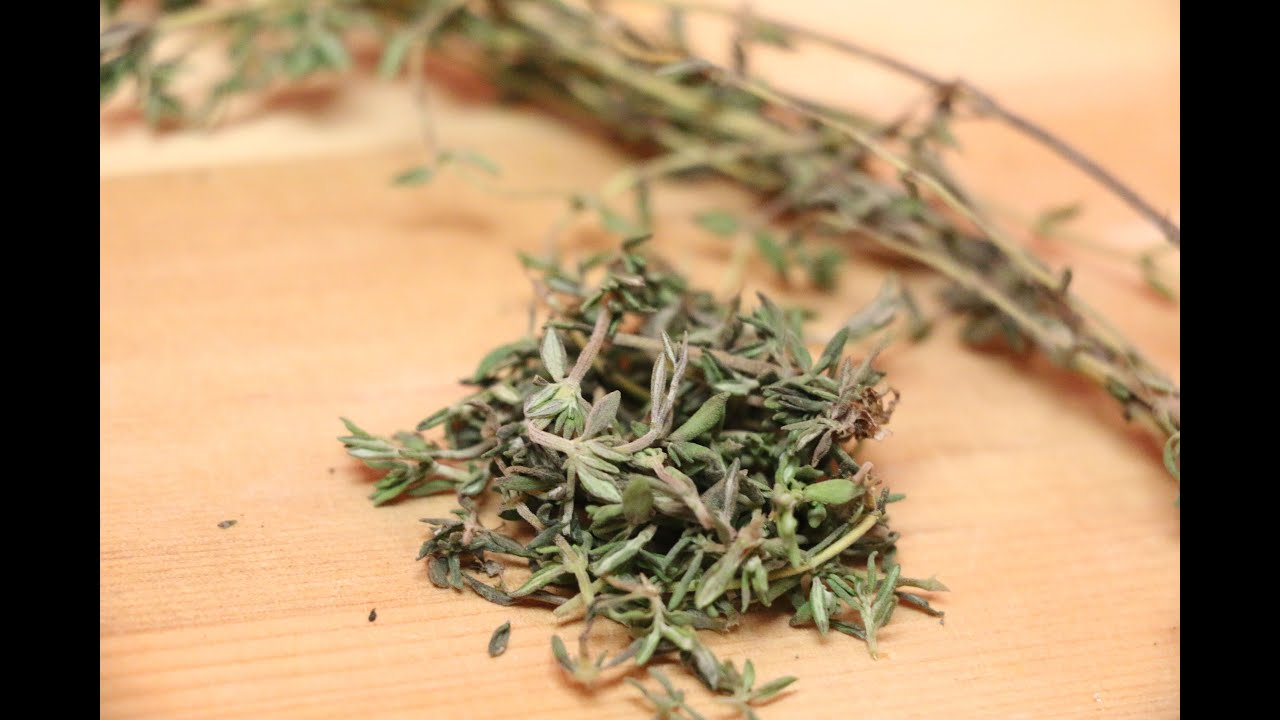 Image result for dried thyme on stem