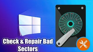 Check & Repair Bad Sectors All-in-one (Data Recovery Partition Manager Disk Utilities)