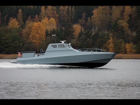 High speed interceptor Watercat M16
