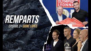 VIDEO: EXTRAIT REMPARTS : SIGNE LOPES | Olympique Lyonnais