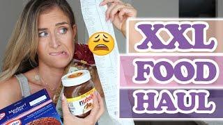 XXL Food und Haushalts Haul - so kann Lebensmittel einkaufen spannend sein!