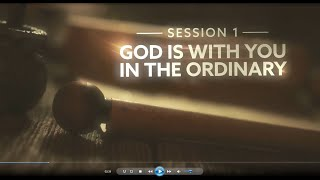 Early Preview: You Aŗe Never Alone Online Bible Study with Max Lucado