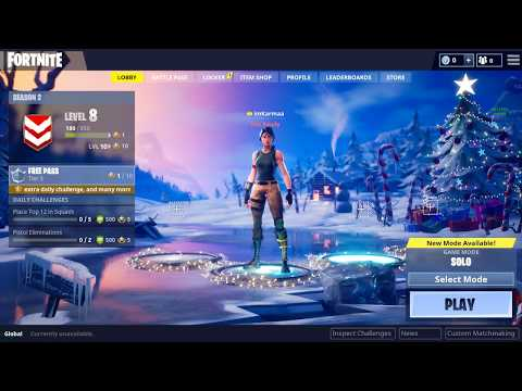 failed to connect to matchmaking servers fortnite ios