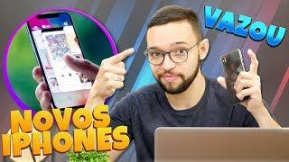 "VAZOU TUDO! APPLE ""CONFIRMA"" NOVOS iPHONES ""Xs"" E DATA DE LANÇAMENTO!"