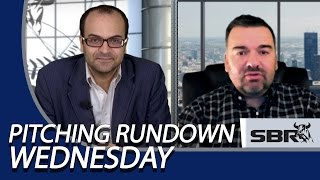 MLB Pitching Report to Maximize Wednesday Betting Ticket