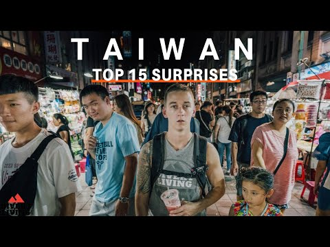 Is Taipei Beautiful? - FIRST Time In Taiwan, FIRST Impressio