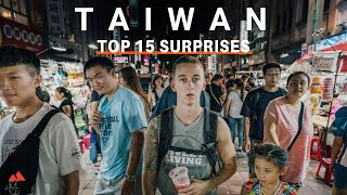 FIRST Time In Taiwan, FIRST Impression Of Taiwan 🇹🇼
