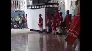 danza santiagueros de pantepec puebla
