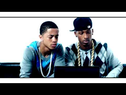 New Boyz - Tie Me Down feat Ray J ( OFFICIAL MUSIC VIDEO )