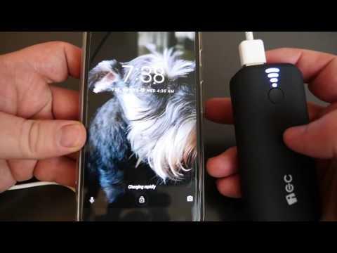 EC Technology5200mAh Power Bank REVIEW | Small Portable Battery