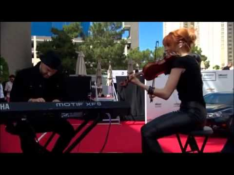 Lindsey Stirling at the Billboard Music Awards 2014 (Beyond the Veil Performance)