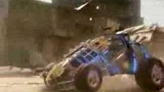 Auto Assault CG Trailer