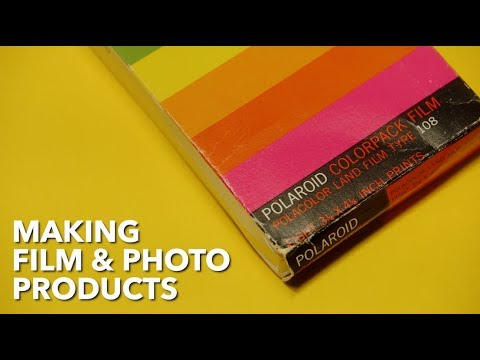 Making Filmmaking & Photography Products!