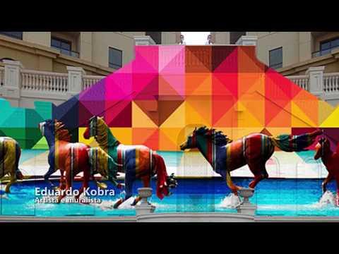 Eduardo Kobra #PORUMCOTIDIANOMAISCRIATIVO